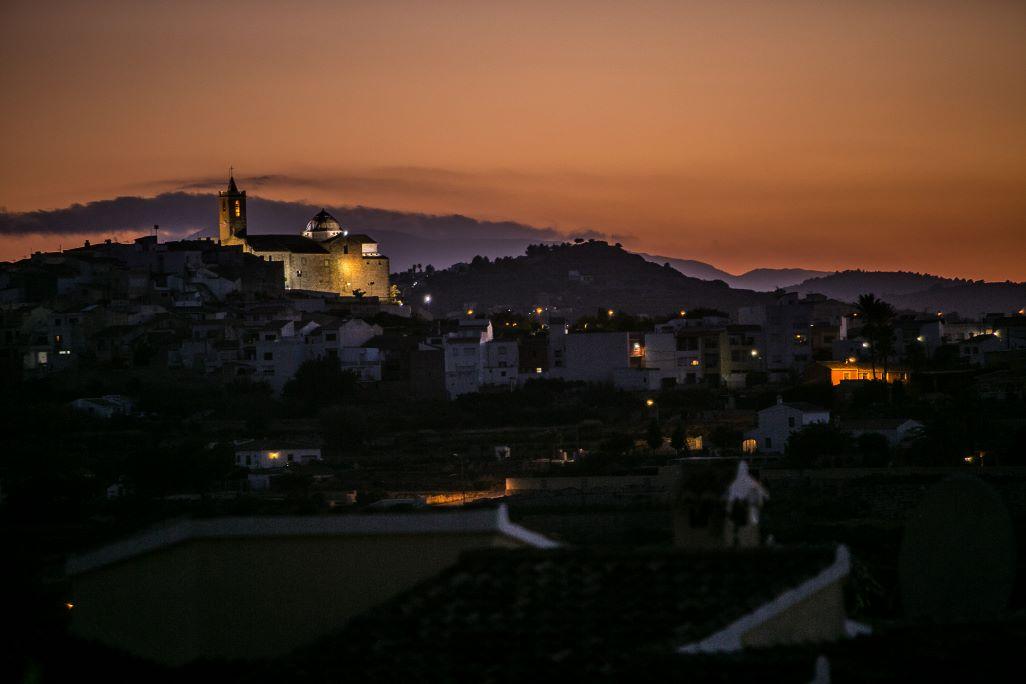 Explore Altea and the costa blanca Spain