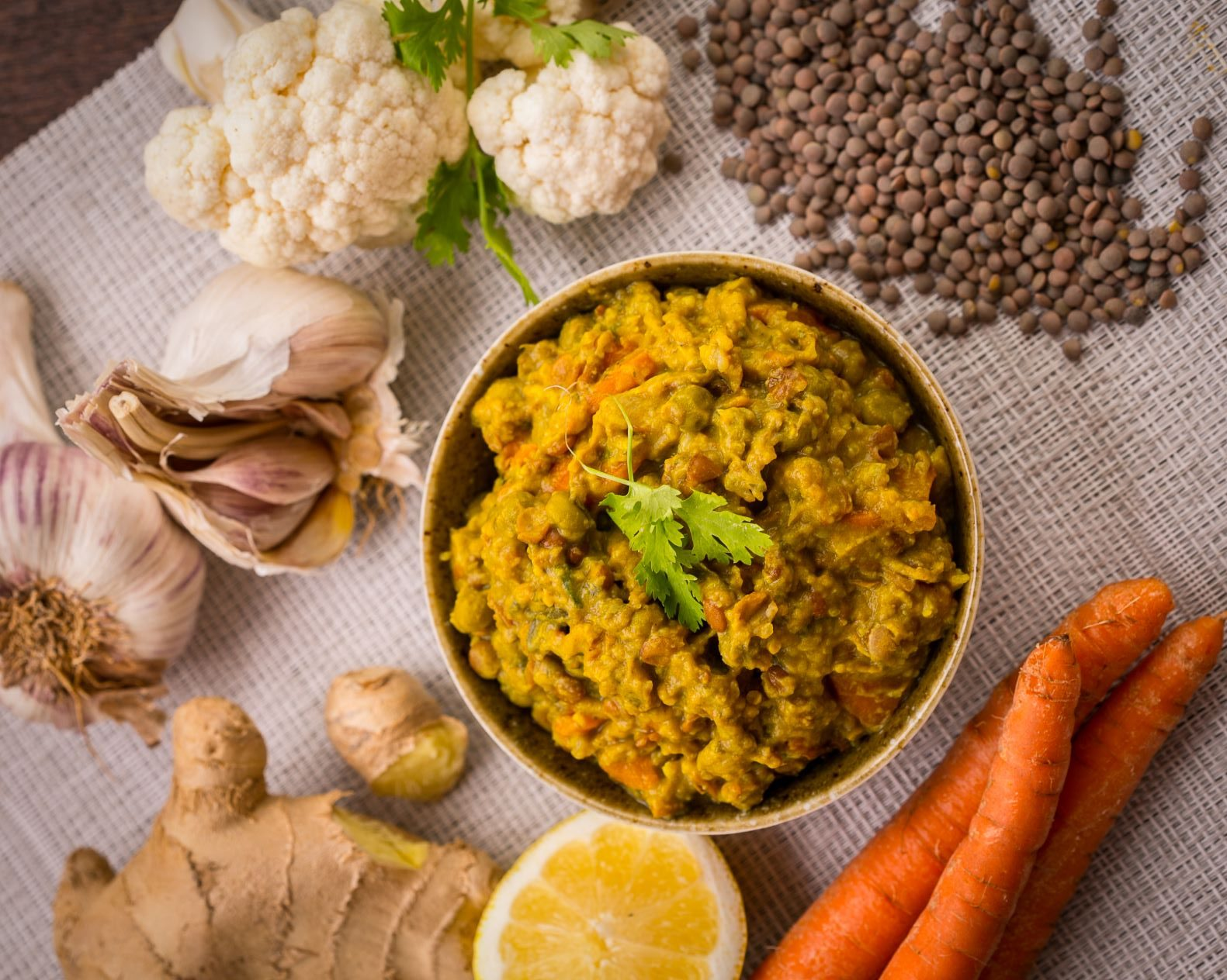 plantbased cooking workshop healthy indian food