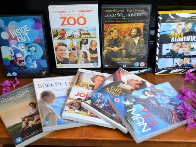 inspirational films to lift the mood in lockdown