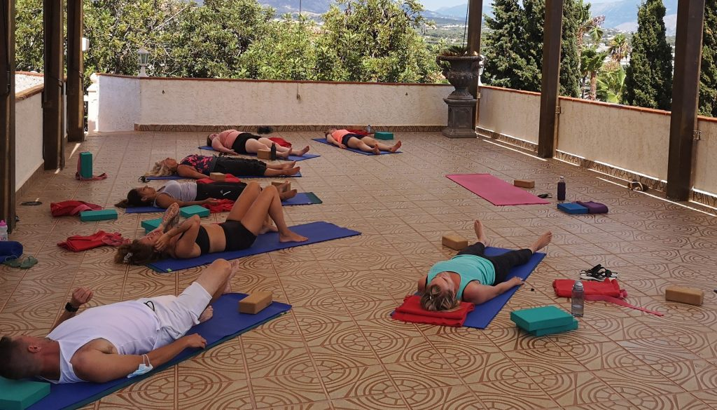 yoga can support in times of challenge yoga practice retreat